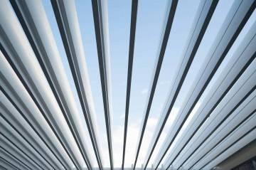 Zadaszenie tarasowe PERARA 360x360cm białe