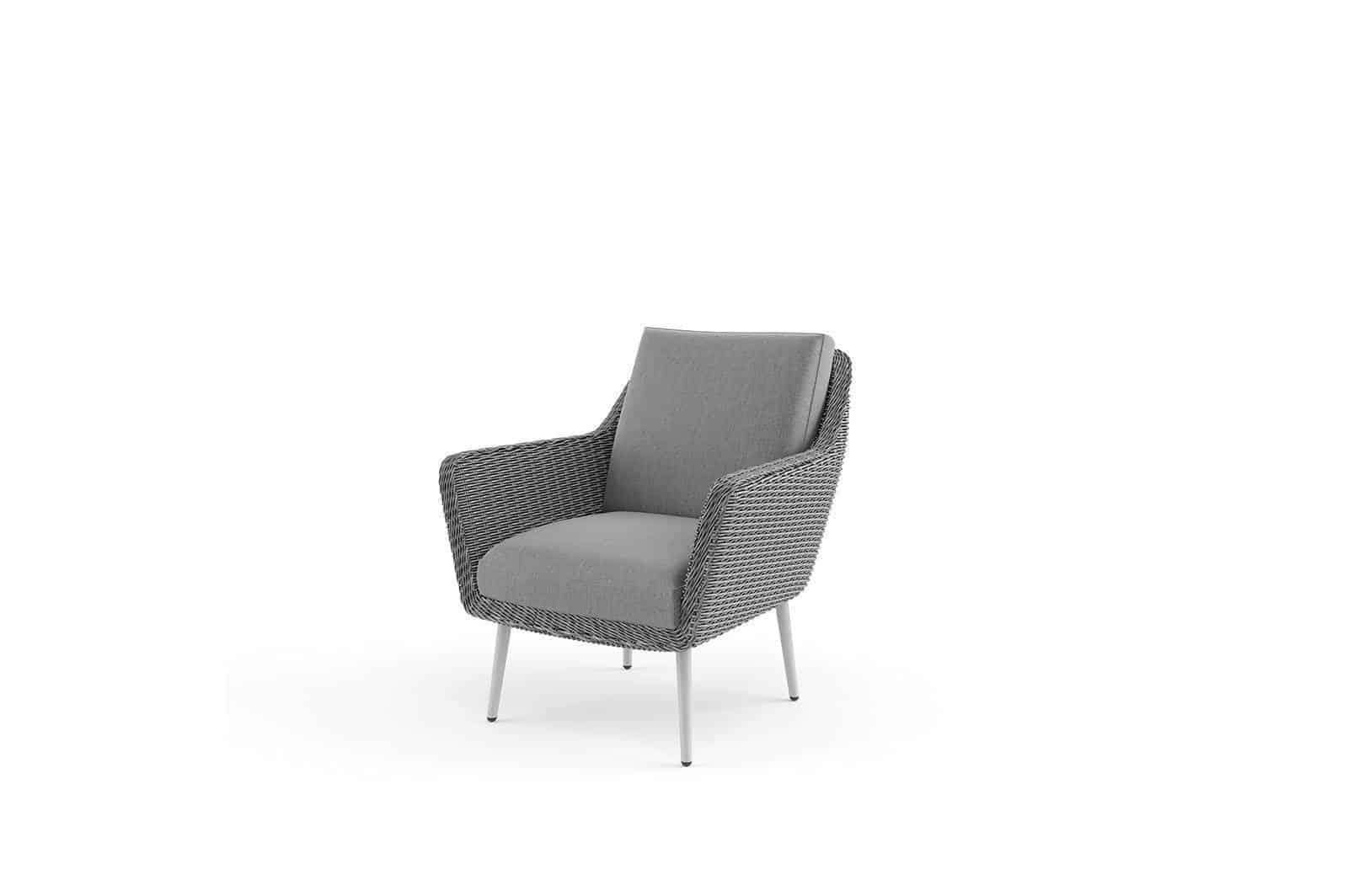 Fotel ogrodowy MONZA  IMOLA royal grey