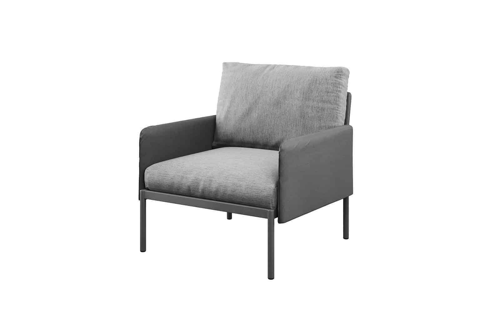 Fotel  ARONA antracyt