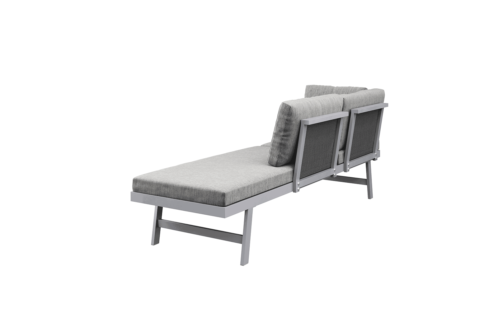 Meble ogrodowe MASCA grey