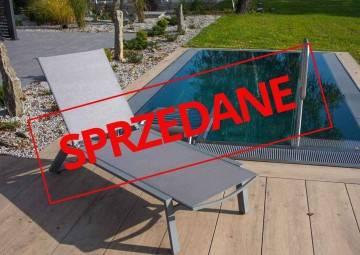 Leżak ogrodowy MURCIA grey 422