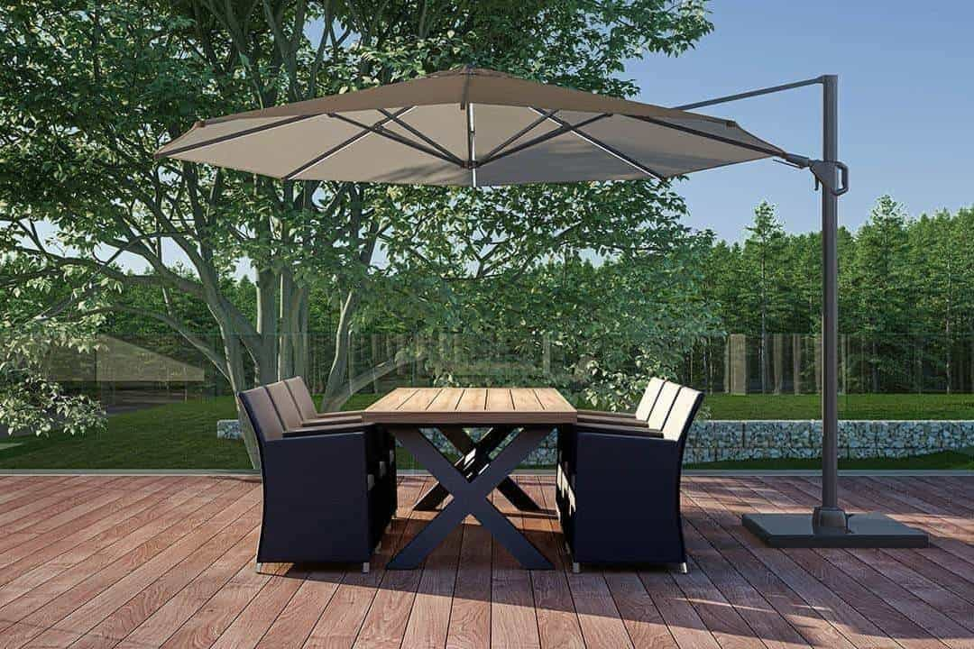 meble ogrodowe z drewna egzotycznego Bilbao-Merida
