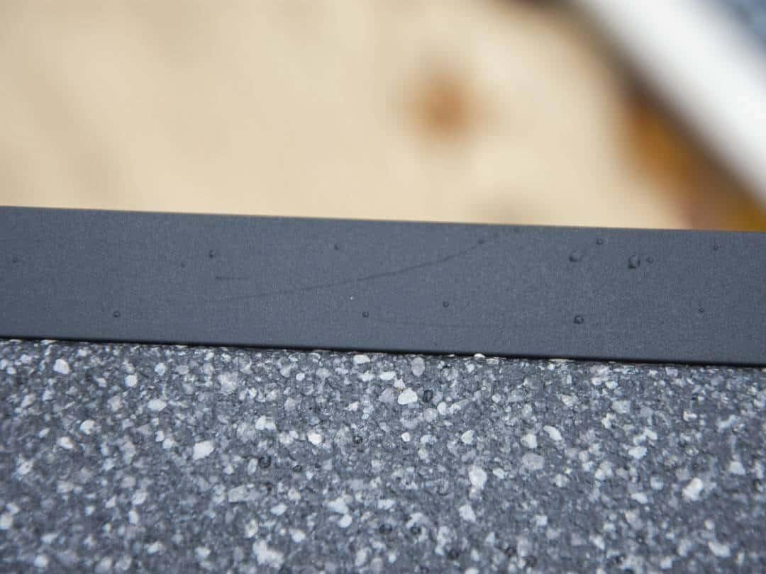 Leżak ogrodowy ALTEA + GRENADA Stone & Wood anthracite 439