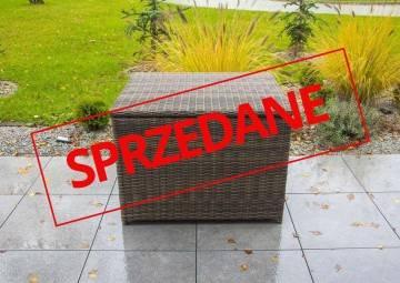 Skrzynia ogrodowa SCATOLA 100 cm royal sand 442