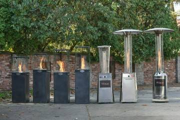 Promiennik gazowy HEKLA