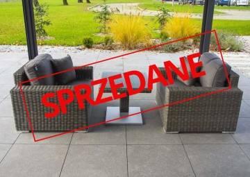 Meble ogrodowe MILANO royal grey 212