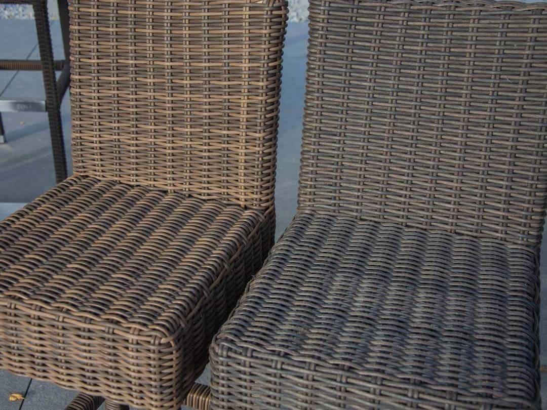 Zestaw mebli ogrodowych QUADRO + SONDRIO royal brown 454