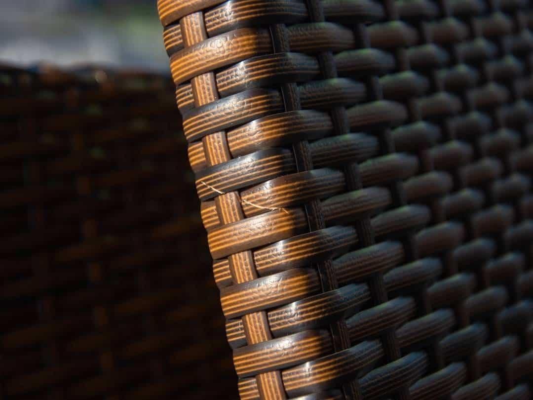 Zestaw mebli ogrodowych QUADRO + MINA modern brown 460