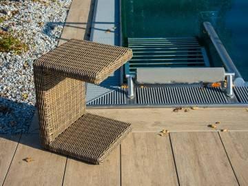 Stolik ogrodowy ROMEO royal sand 404