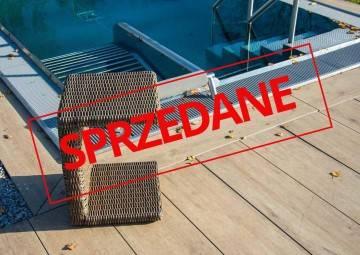 OUTLET: Stolik ogrodowy ROMEO royal sand 410
