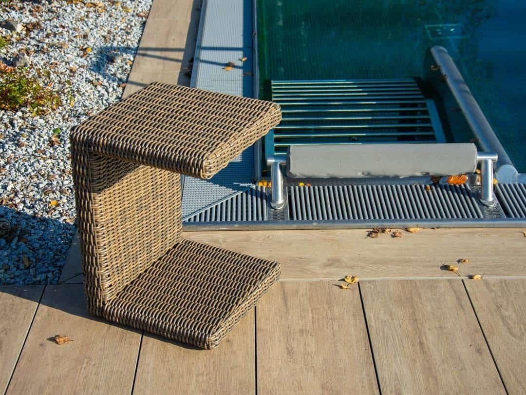 Stolik ogrodowy ROMEO royal sand 411