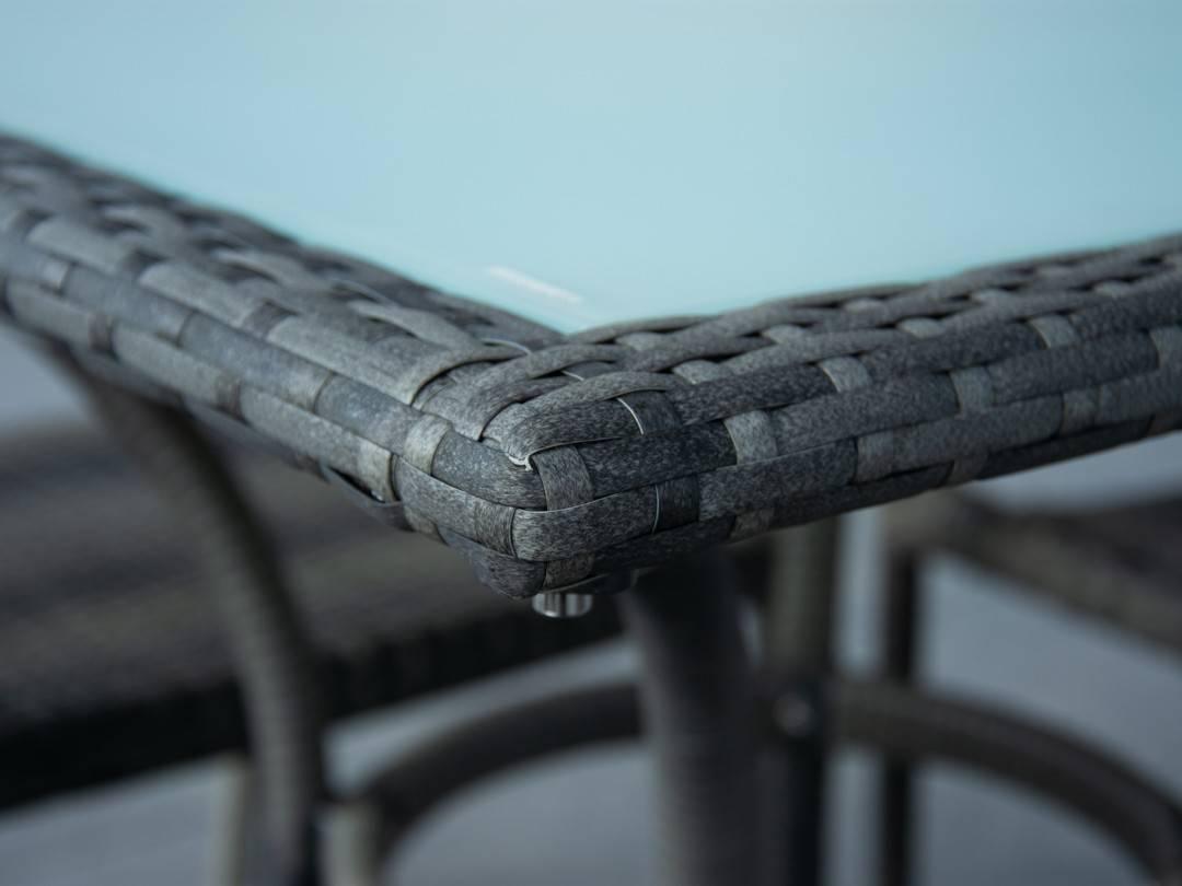 Meble ogrodowe AVEIRO + LISBONA modern grey 26