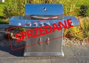 OUTLET: Grill ogrodowy gazowy CARINI 6-palnikowy 474