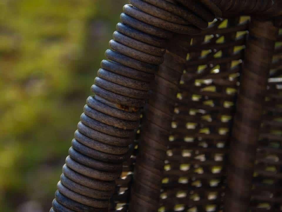 Huśtawka ogrodowa KOKON royal sand 482