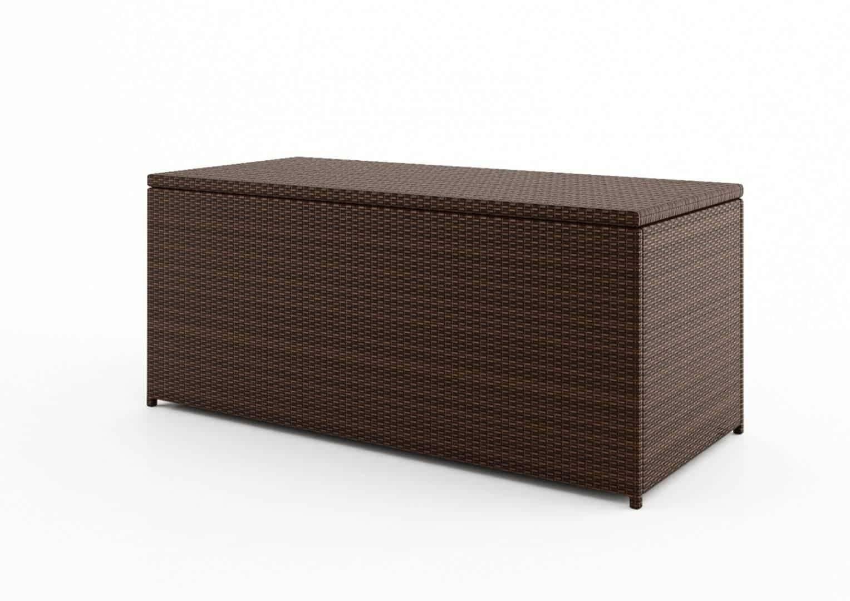 Skrzynia ogrodowa SCATOLA 160 cm modern brown 503
