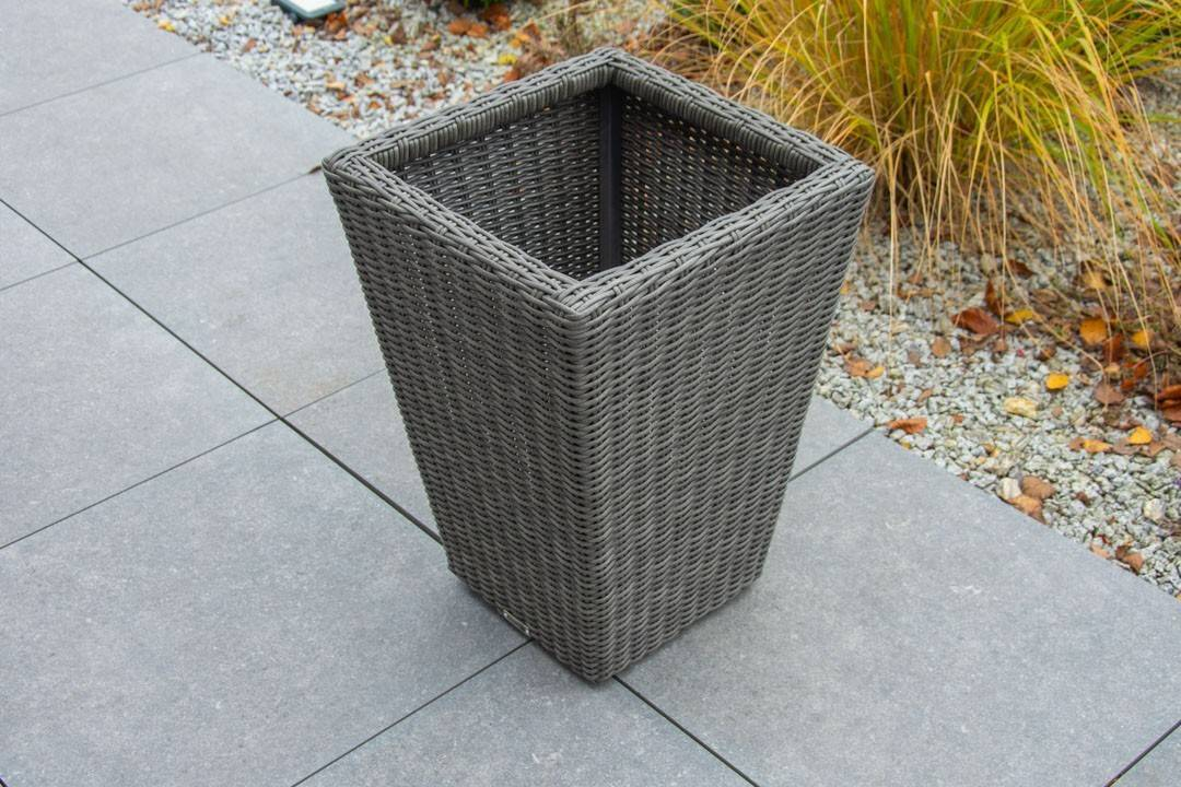 Donica ogrodowa SCALEO 60cm royal grey 492