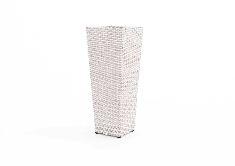 Donica ogrodowa SCALEO 100cm royal white 493