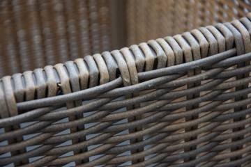 Donica ogrodowa RUBIC 50x50cm royal sand 498