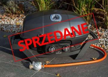 Grill gazowy turystyczny NAPOLEON TravelQ PRO 285-BK 360
