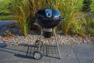 OUTLET: Grill węglowy NK 22CK-L 370