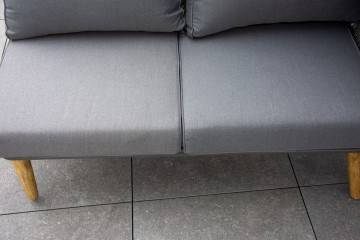 Zestaw ogrodowy CORFU II z fotelem + stolik MILANO 470