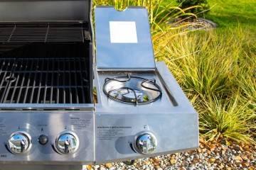 Grill ogrodowy gazowy PALERMO 4-palnikowy 506