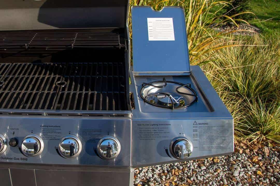 Grill ogrodowy gazowy CARINI 6-palnikowy Wmesun 511