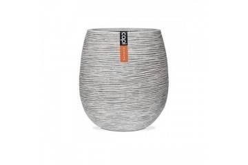 Final Sale: Donica ogrodowa z cementu OFI103 52cm