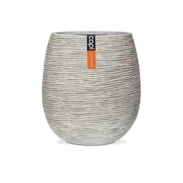 meble ogrodowe: Donica ogrodowa z cementu OFI101 28cm