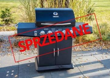 OUTLET: Grill ogrodowy gazowy MILAZZO 5-palnikowy WMESUN 525