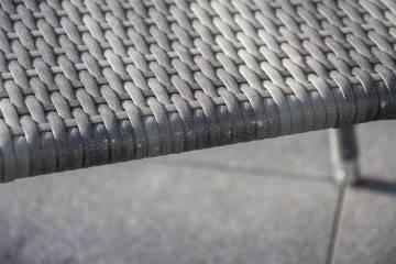 Meble ogrodowe AVEIRO + LISBONA modern grey 532