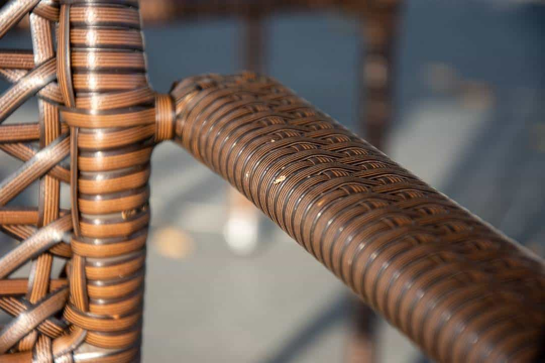 Meble ogrodowe AVEIRO + LISBONA modern brown 548