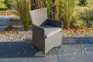 Fotel ogrodowy AMANDA royal grey 549