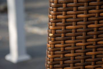 Meble ogrodowe AVEIRO + ALBA modern brown 551
