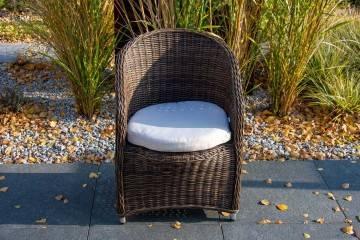 Fotel ogrodowy DOLCE VITA royal brown 554