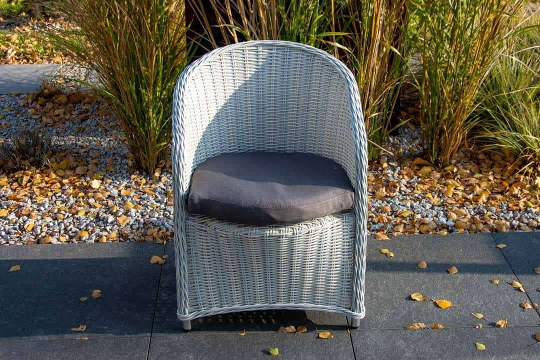Fotel ogrodowy DOLCE VITA royal white 555