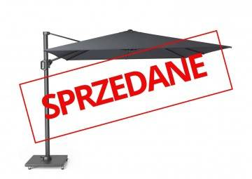 OUTLET: Parasol ogrodowy CHALLENGER T2 3 m x 3 m anthracite 7139 568
