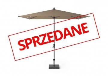 Parasol ogrodowy RIVA 2,5 m x 2,5 m taupe 7106E 579
