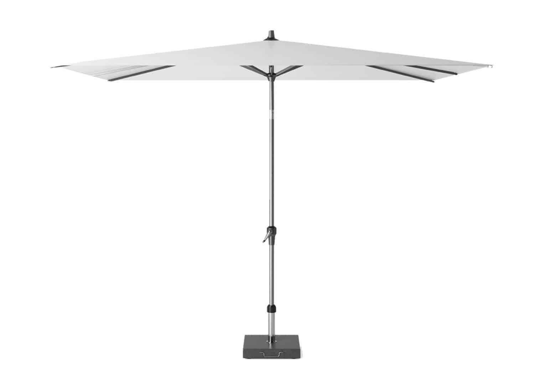 Parasol ogrodowy Riva 3 m x 2 m white 7108A 580