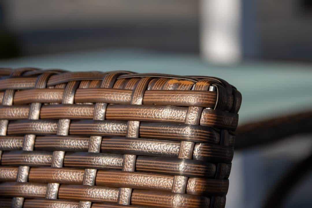 Meble ogrodowe AVEIRO + MINA modern brown 553