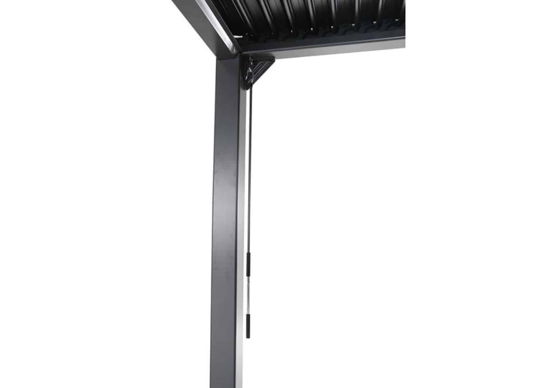 Zadaszenie MARANZA 360cm grey 72c