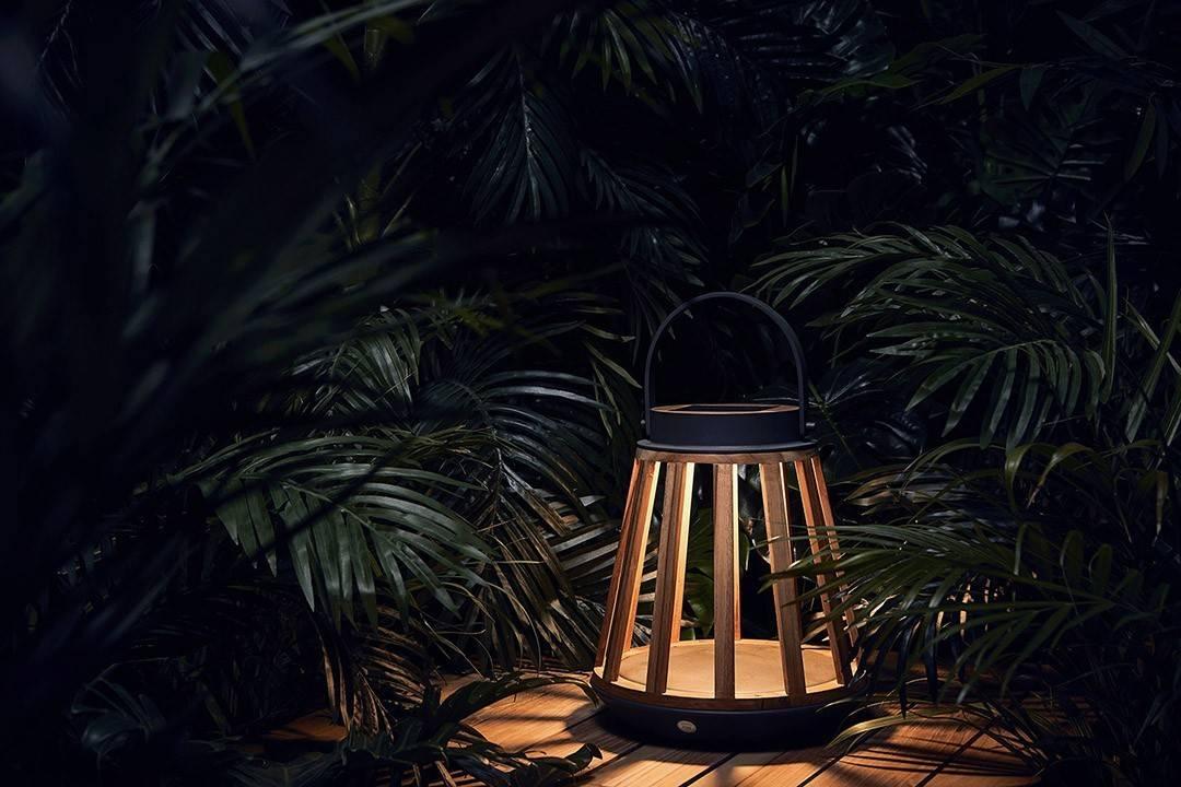 lampy solarne na taras KATE