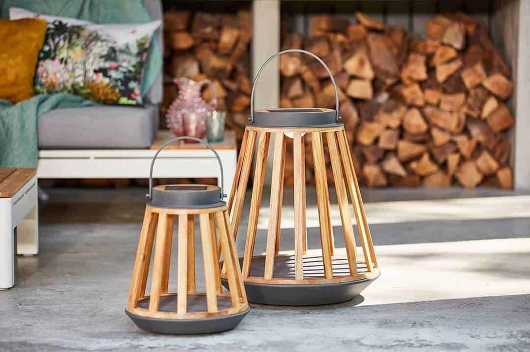 Jak zagospodarować tara: lampa solarna KATE