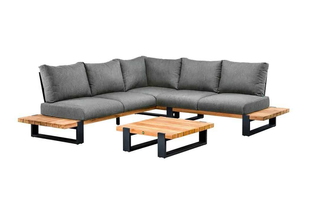 nowoczesne meble ogrodowe aluminiowe Nardo