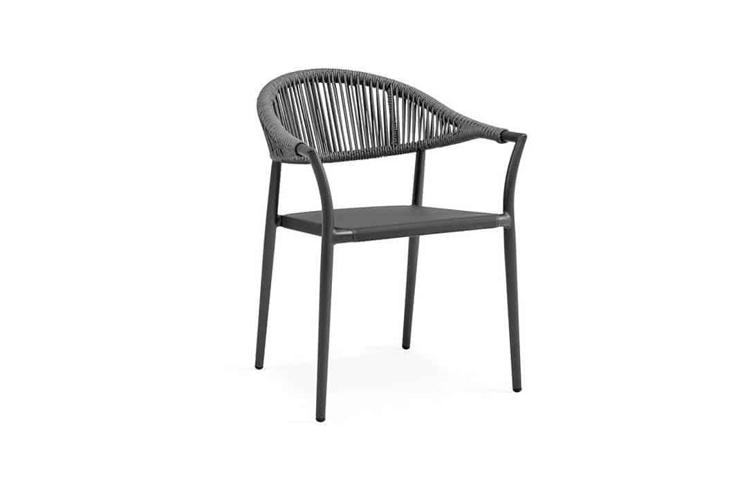 nowoczesne krzesła ogrodowe Matera