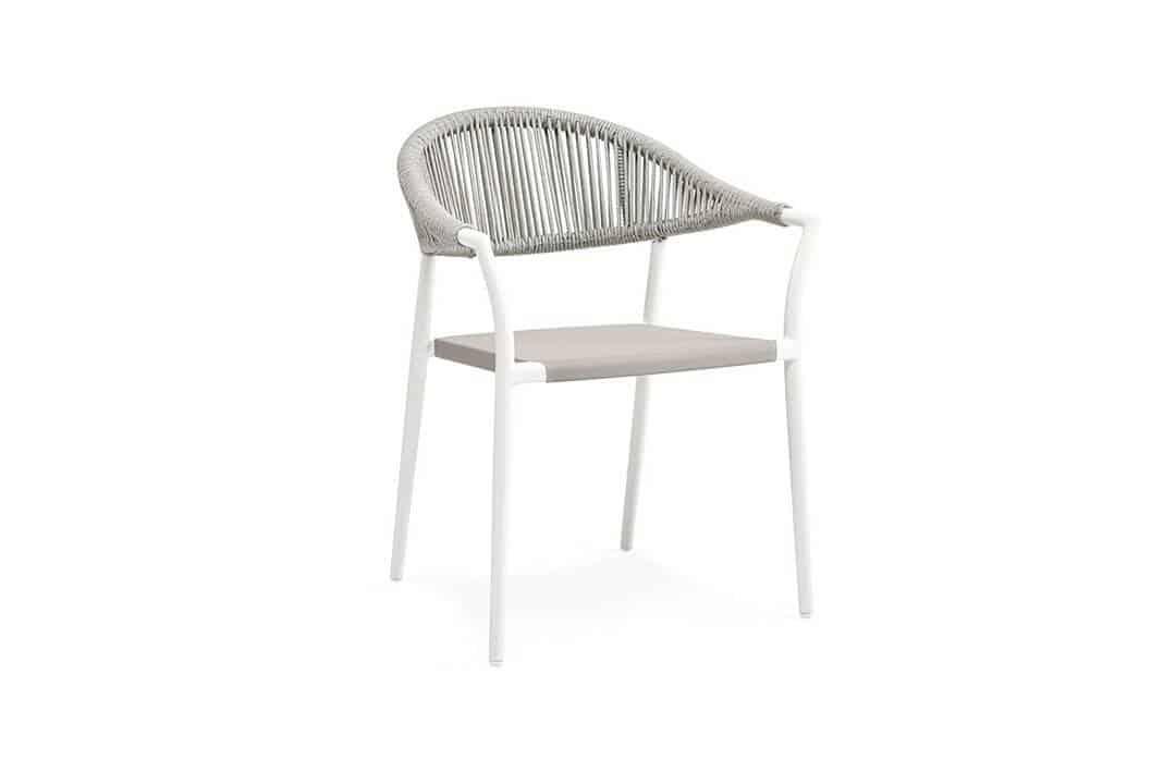 stół ogrodowy drewniany Rialto i krzesła Matera