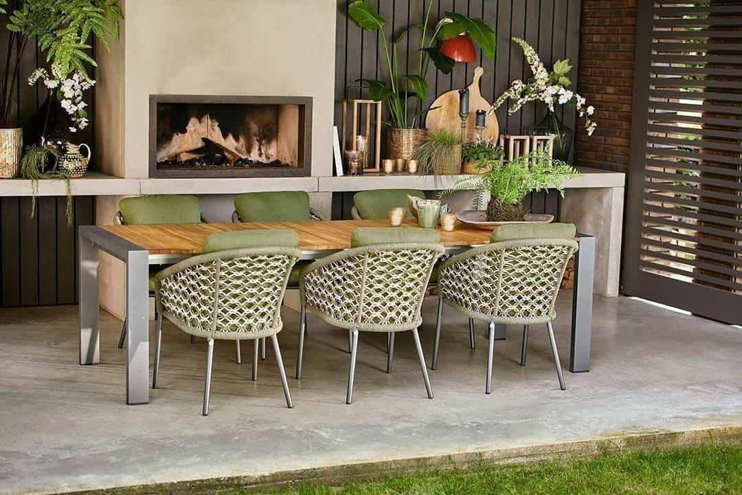 duży stół ogrodowy Rialto
