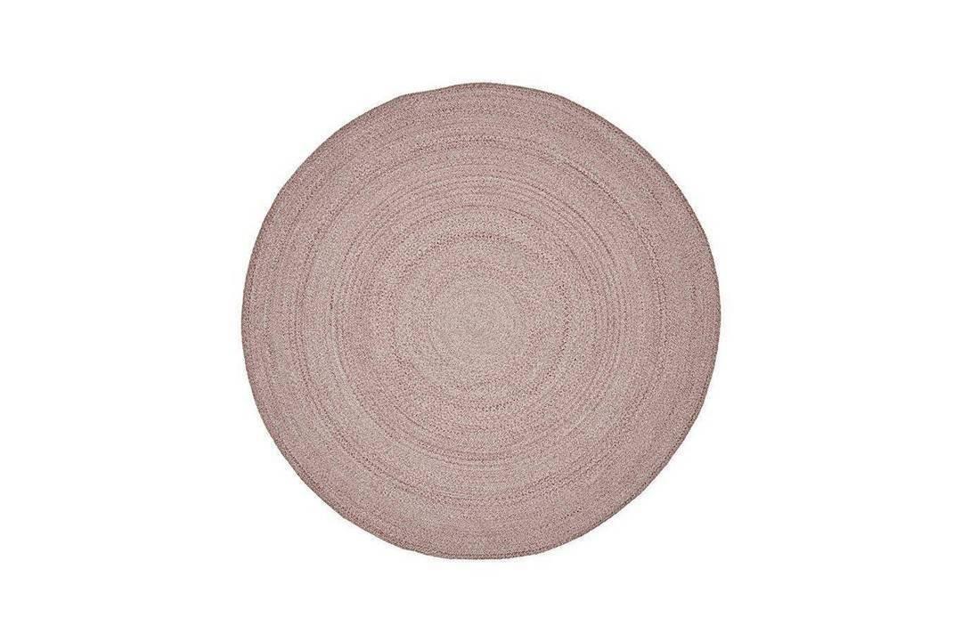 Dywan zewnętrzny Veneto ø200cm różowy