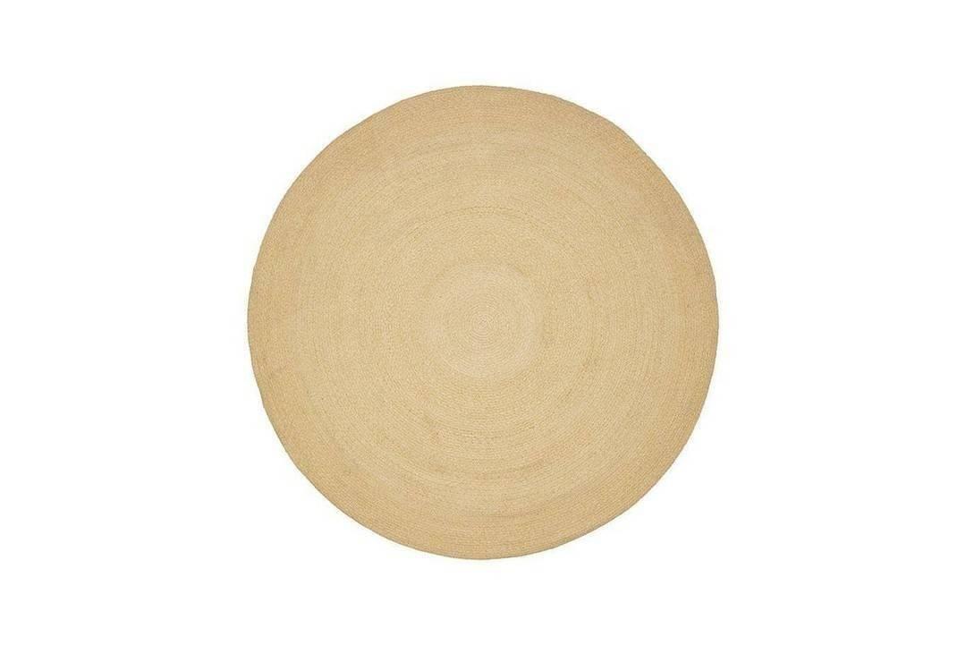 Dywan zewnętrzny Veneto ø200cm żółty