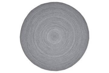 dywan tarasowy: Dywan zewnętrzny Veneto ø300cm szary